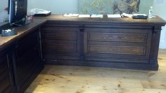 Old Bar / country counter  at the Stone House Antiques Center  www.StoneHouse1814.com