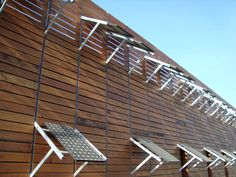 Solar Power Awning