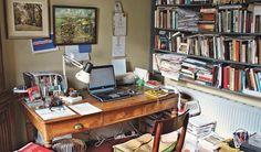 sebastian barry writing room