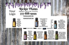 Etsy Business Cards, Doterra Oils, Essential Oil Uses, Unique Jewelry, Handmade Gifts, Kid Craft Gifts, Craft Gifts, Costume Jewelry, Diy Gifts