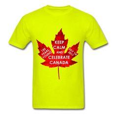 KEEP CALM 150 YEARS CANADA