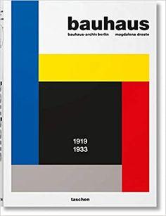 Bauhaus 1919-1933: Amazon.it: Droste, Magdalena: Libri in altre lingue