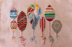 Entretenido taller de 3 horas para iniciarnos en el mundo del bordado en MADRID (30/06/2015) – YOLANDA ANDRÉS EMBROIDERY, apúntate online en The Hobby Maker