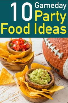 10 Party Food Ideas That Always Win