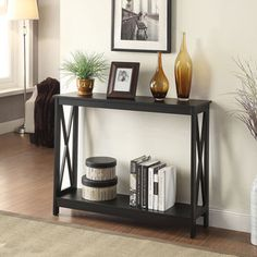 Shop for Convenience Concepts Oxford Console Table. Get free shipping at Overstock.com - Your Online Furniture Outlet Store! Get 5% in rewards with Club O!