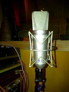 A favorite mic: vintage Neumann U87