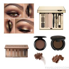 Beauty Recipes With Eye Makeup Eyebrow Kit Urban Decay Eyeshadow And Mac Cosmetics From September 2016 #beauty #makeup