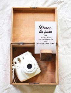 Des souvenirs photos personnalisé