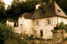 Corlac House, Sarrazac, France