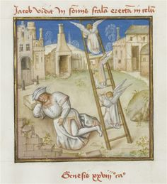 0rchid_thief: Le Miroir de l'humaine salvation, Ecole française, 15e siècle