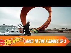 Team Hot Wheels: Race to the X Games - Episode 5 | Hot Wheels - YouTube
