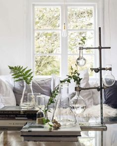 A beautiful, relaxed Swedish country home