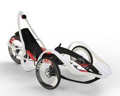 Cinq concept bikes !