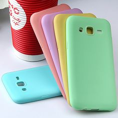J5 TPU Silicone Soft Case For Samsung Galaxy J5 J5008 J500F Candy Back Skin Rubber Capinha Coque Cover…