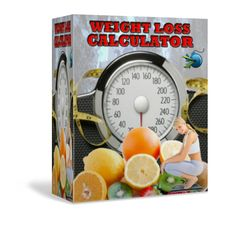 Weight Loss Calculator-Watching your weight is not an easy task. Let the power of Weight Loss Calculator help you along your journey. Simply enter a few details and this software will tell you exactly how many calories you should be taking in on a daily basis during your weight loss expedition and a few other bits of useful information. CLICK HERE FOR MORE INFO: http://www.health-nutrit...