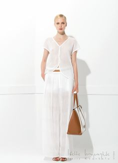 s/s 2014 White Dress, Clothes, Dresses, Fashion, Outfits, Vestidos, Moda, Clothing, Fashion Styles