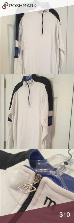 Men's ski shirt Men's Maser ski shirt. Zip front. Good condition! Maser Shirts Tees - Long Sleeve