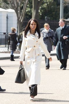 An Exclusive First Look at the Costumes on <em>Scandal'</em>s Series Finale | A first look at the outfits on Scandal's series finale, plus a look back at the show's best fashion moments with costume designer Lyn Paolo.