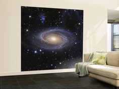 Messier 81, or Bode's Galaxy, is a Spiral Galaxy Located in the Constellation Ursa Major Wall Mural – Large at AllPosters.com