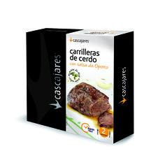 Carrilleras de Cerdo con salsa de Oporto // Precio unidad 9,39 euros (IVA incluido)