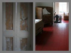 De opkamer, met een bibliotheek, www.itfoarhus.nl