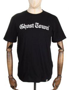 Carhartt Ghost Town Tee - Black