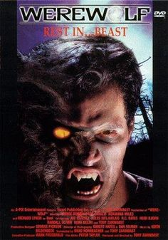 """Werewolf (1995) - Sorry, I prefer the pronunciation """"worewoolf"""" as the show's heroine does.  And also, Joe Estevez's towering column of mid-90s hair completes me."""