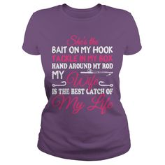 My Wife Is The Best Catch Of My Life T Shirt T-shirt Hoodie #gift #ideas #Popular #Everything #Videos #Shop #Animals #pets #Architecture #Art #Cars #motorcycles #Celebrities #DIY #crafts #Design #Education #Entertainment #Food #drink #Gardening #Geek #Hair #beauty #Health #fitness #History #Holidays #events #Home decor #Humor #Illustrations #posters #Kids #parenting #Men #Outdoors #Photography #Products #Quotes #Science #nature #Sports #Tattoos #Technology #Travel #Weddings #Women