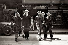 Roaring Twenties Fashion | Why did the dappers cross the road?To get to the flappers on the other ...
