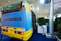 L'Hybribus va bientôt révolutionner les transports en commun belges - sudinfo.be