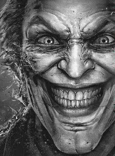 Drawing Dc Comics Oh god I love this rendition of the Joker! Exactly as twisted as I picture him… - ➔ Joker Comic, Joker Art, Comic Art, Joker Pics, Character Drawing, Comic Character, Joker Kunst, Smile Drawing, Joker Wallpapers
