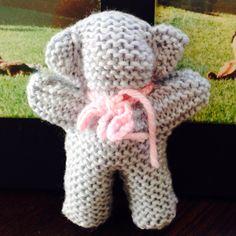 Teddy bear practice - again for Esther Rose