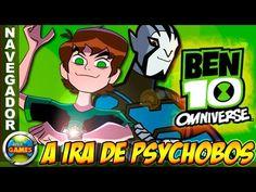 Ben 10 Omniverse - A Ira de Psychobos