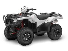New 2016 Honda FourTrax Foreman Rubicon 4x4 Automatic D ATVs For Sale in Minnesota.