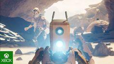 ReCore E3 Announcement Trailer
