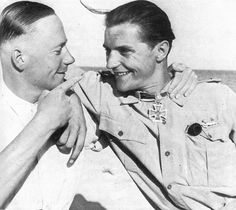 Marseille and Fritz Dettmann