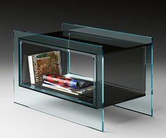Tavolino Magique Side - / 70 x 38 cm