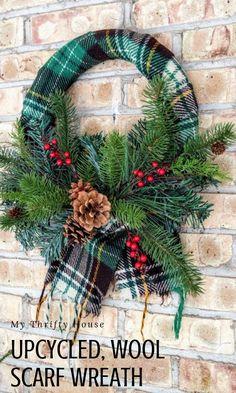 guirlande de Noël DECS x10 Pré Câblé Séchées Orange Tranches couronnes Art floral