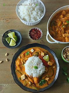 This Instant Pot Red Thai Curry Recipe is a delicious treat from Thai Cuisine. The curry is Easy and Simple to make and has Tofu & Mix Vegetables in it. Thai Curry tastes best when served warm with some Rice. It is Vegan, Glutenfree & has no addtional oil to it. Watch VIDEO to follow the recipe.