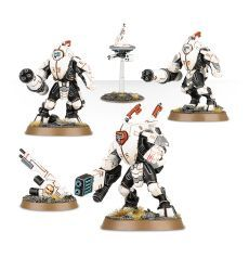'XV25 Stealth Battlesuits