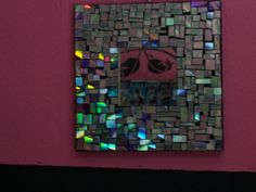Captivating Mosaic Cd Mirror Design Inspirations