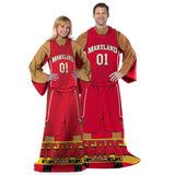 University of Maryland Terrapins Unisex Adult Comfy Throw http://www.pinterest.com/sportsfansplus/