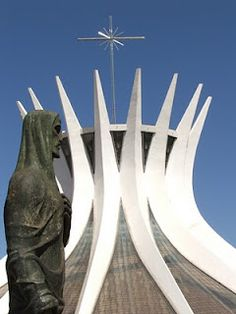 Catedral de Brasília, Niemeyer..