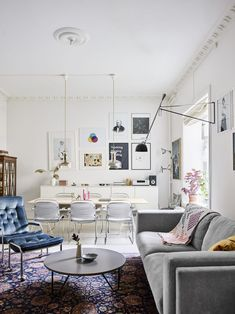 Bright and dreamy Scandinavian apartment for an inspired Monday - Daily Dream Decor