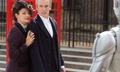 Michelle Gomez will be reprising her role as Missy (the Master) in the Doctor Who season premiere set to air later this fall on BBC America. Doctor Who Series 8, Doctor Who Episodes, New Doctor Who, 12th Doctor, Twelfth Doctor, First Doctor, Women Problems, Drama News, Idol