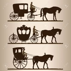 Horse Drawn Carriage Stock Photos Images, Royalty Free Horse Drawn ...