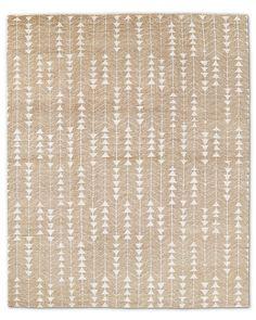 Cedro Moroccan Wool Rug - Camel