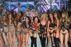 Oh la belle brochette au défilé 2016 de Victoria's Secret ! ,