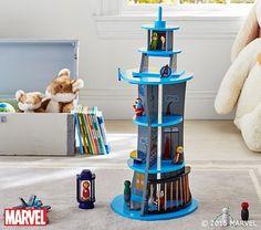 Avengers™ Tower   Pottery Barn Kids