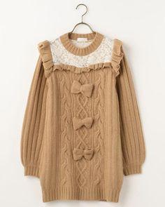 肩フリルケーブルワンピース|渋谷109で人気のガーリーファッション リズリサ公式通販